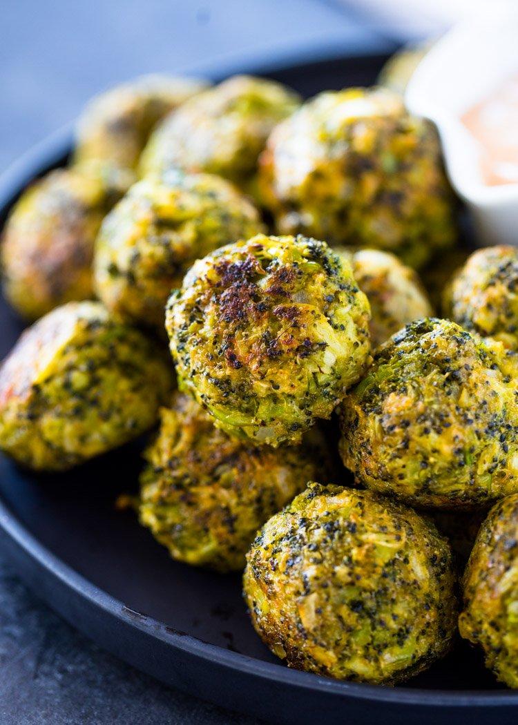 Broccoli Cheese Balls