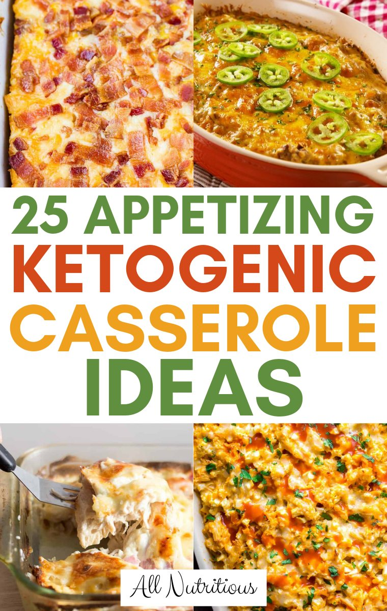 ketogenic casserole recipes