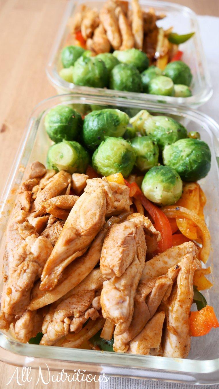fajita recipe chicken easy