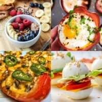 20 Filling High Protein Breakfast Ideas