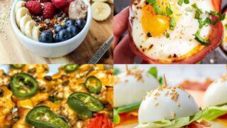 20 Filling High Protein Breakfast Ideas