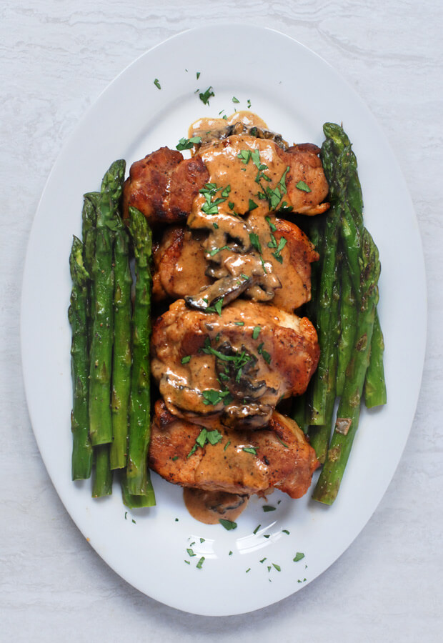 Smothered Pork Chops