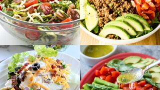 20 Delicious Keto Salads for Your Mains