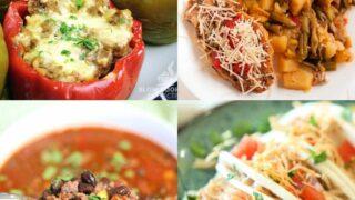 25 Quick & Healthy Crockpot Recipes