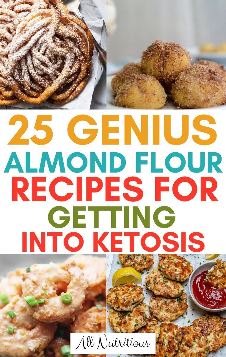 almond flour recipes low carb