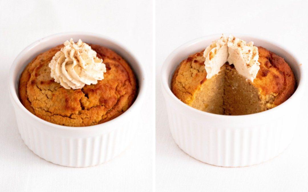 Pumpkin Pie Keto