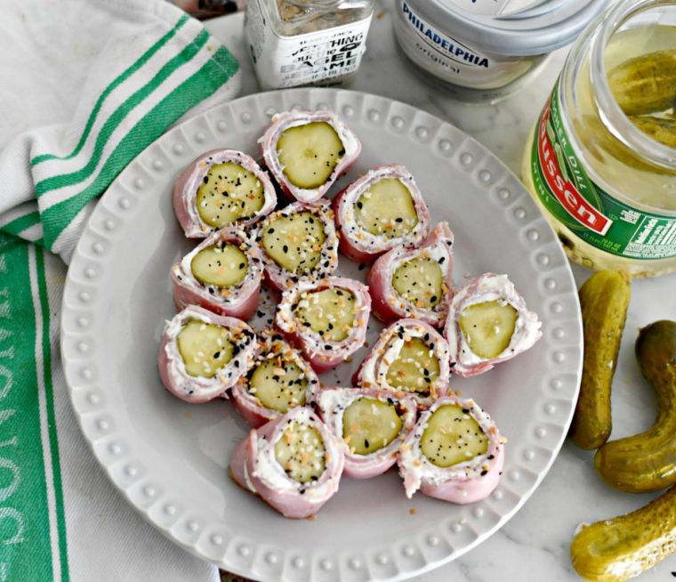 Cream Cheese Roll-Ups
