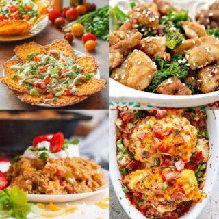 20 Keto Chicken Recipes That Aren't Boring