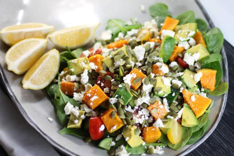 Keto Salad Heaven