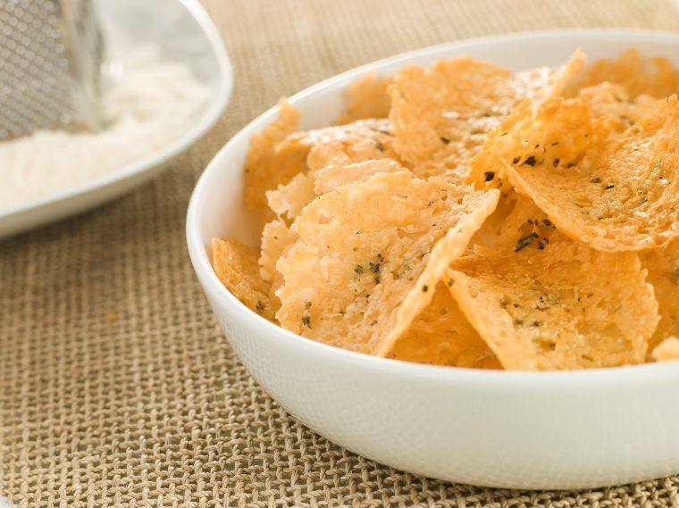 keto chips instead of regular potato chips