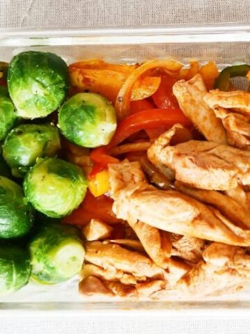 chicken meal prep ideas