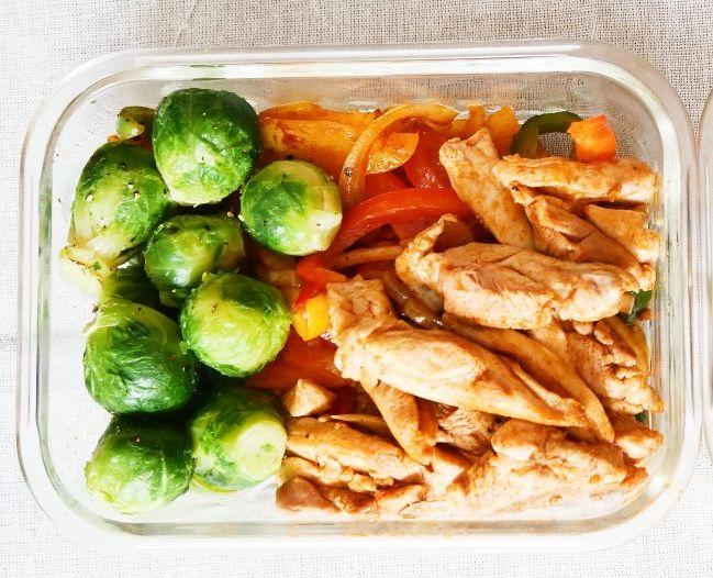 chicken meal prep ideas