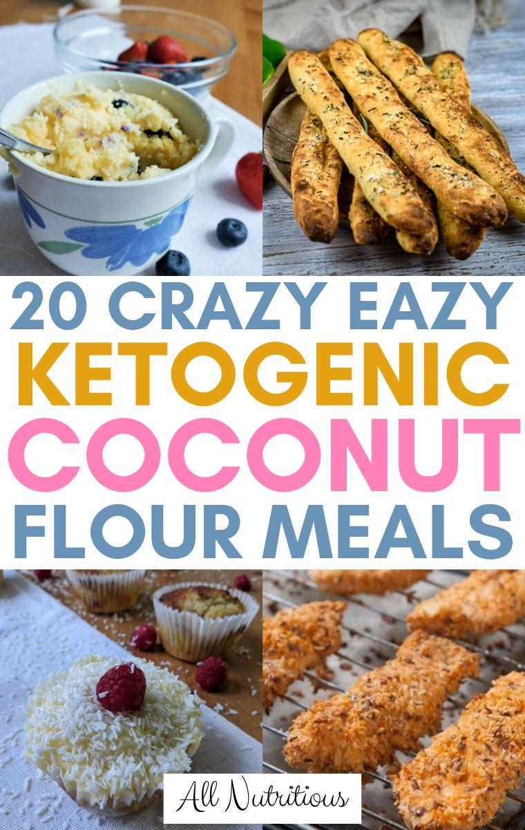 keto coconut flour recipes