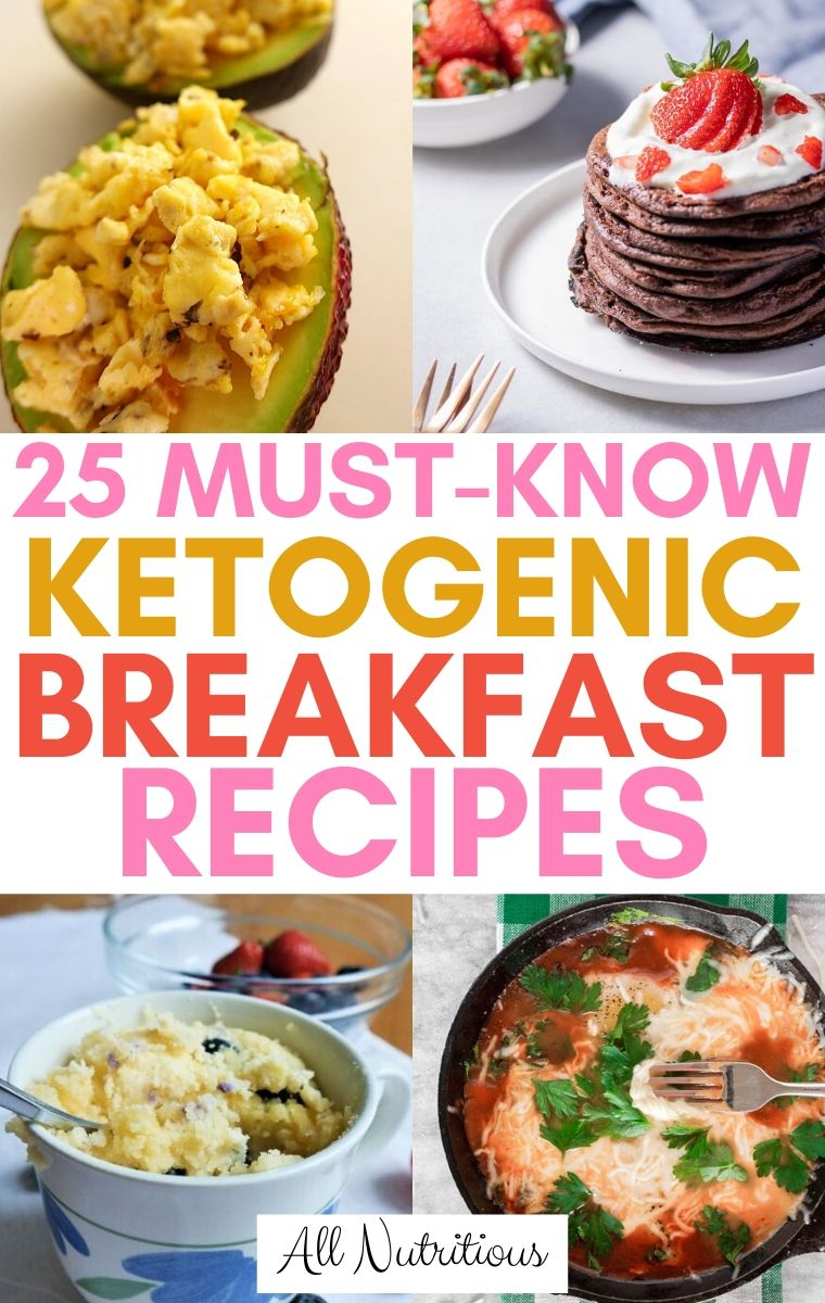 ketogenic breakfast recipes