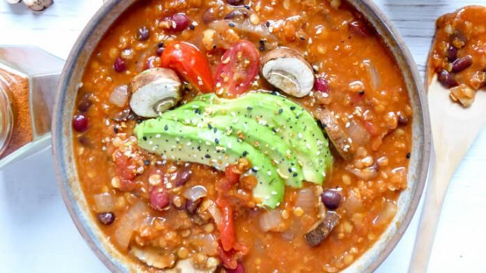 Bean Tomato Stew