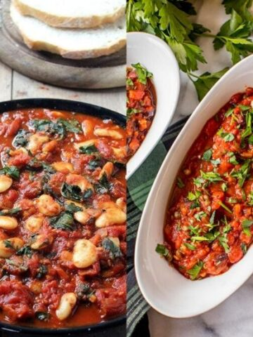 high protein pantry meals