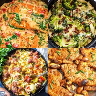 20 Easy Keto One-Pan Meal Ideas