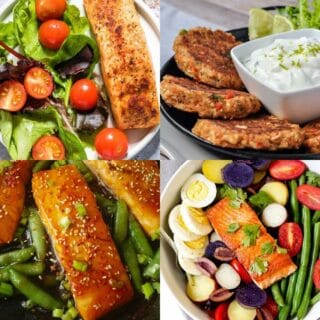 20 Easy Salmon Meal Prep Ideas