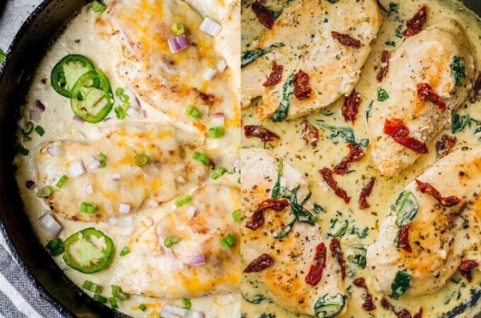 One-Pan Keto Meals