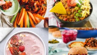 20 High Protein Vegetarian Recipes