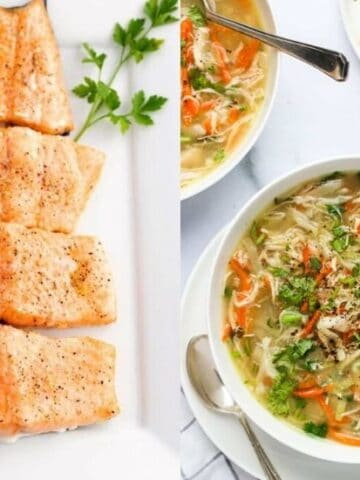 easy low calorie meals