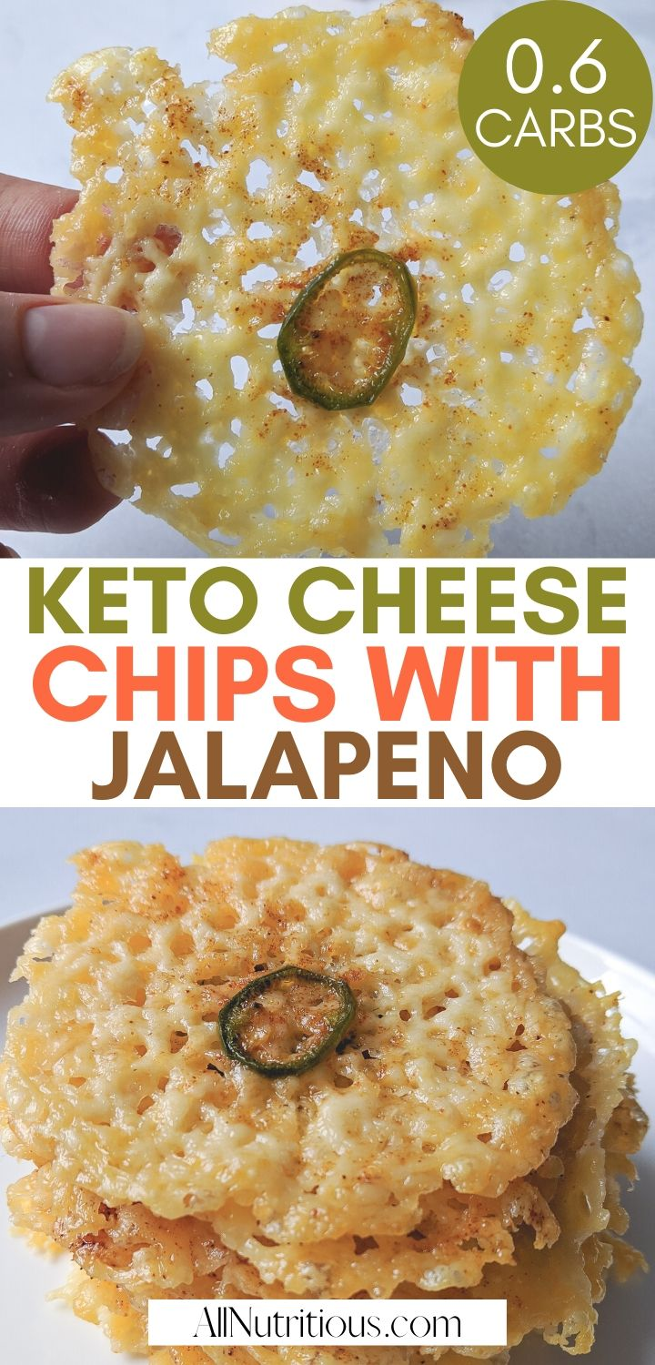 spicy keto cheese chips