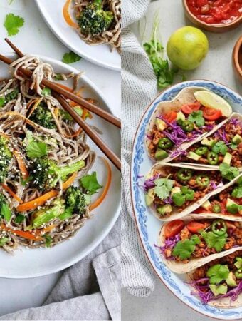 high protein vegetarian meal ideas