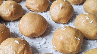 keto peanut butter balls