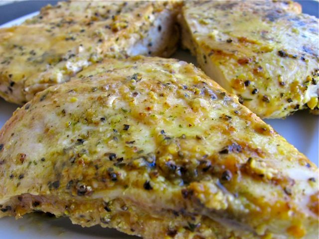 Lemon Pepper Chicken Breasts