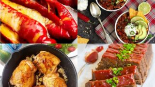 20 High Protein Dinner Ideas