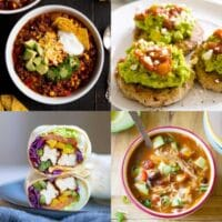 20 High Protein Low Fat Recipes