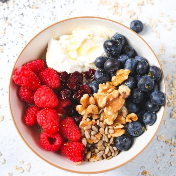 power breakfast bowl