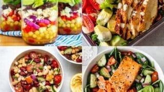 21 Easy Meal Prep Salads
