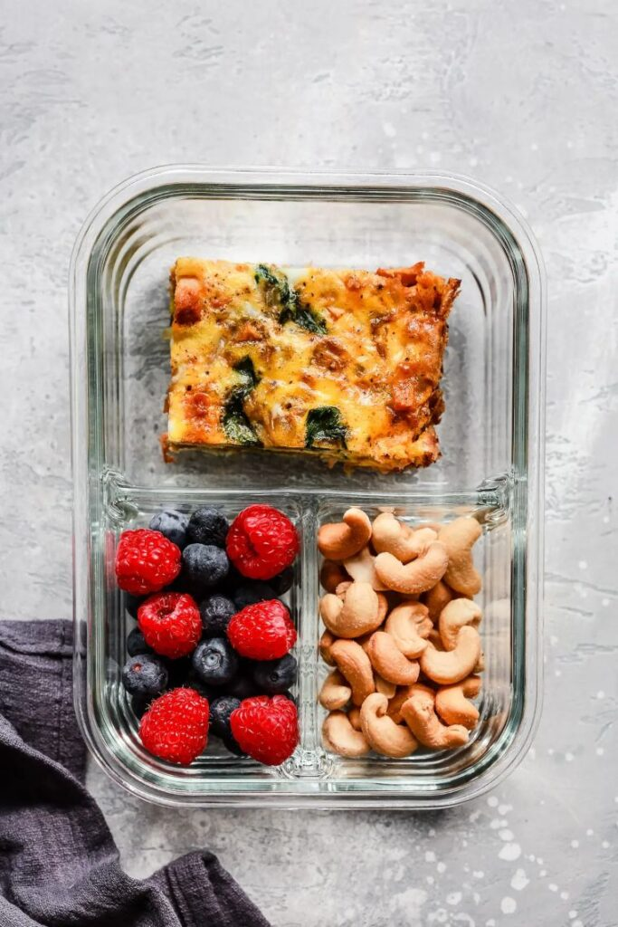 Healthy Breakfast Bowls
