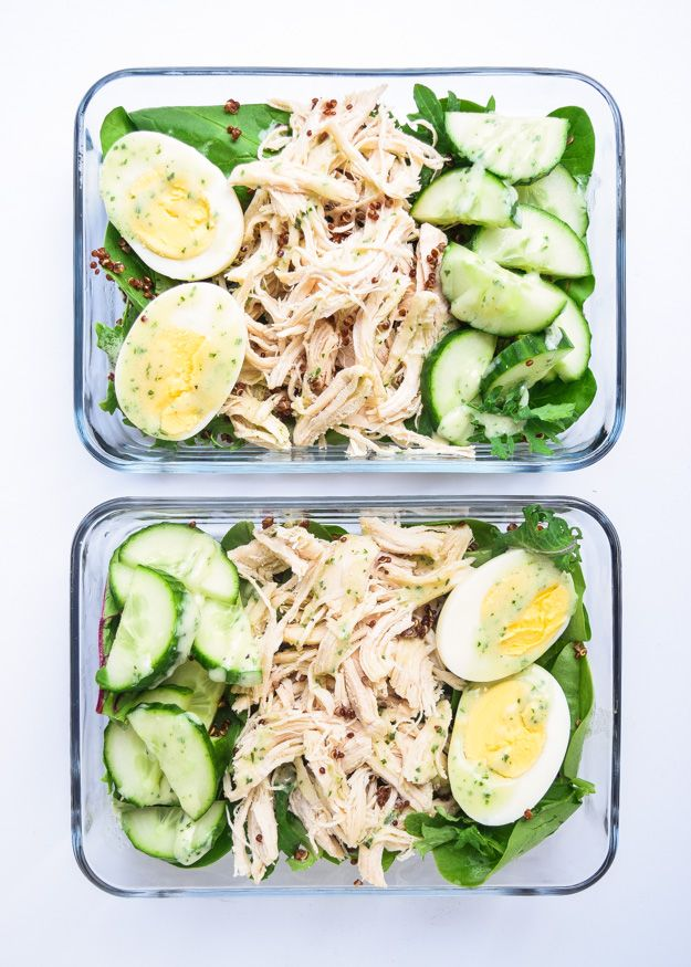 Meal Prep Protein Bowls