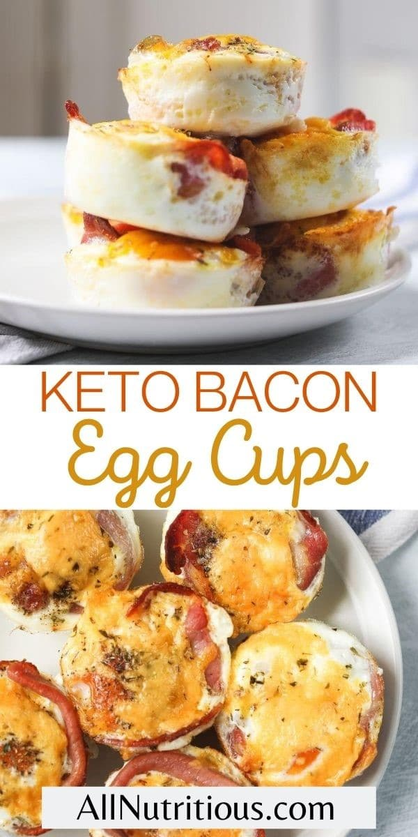 bacon egg cups pin