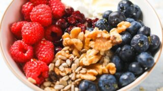 protein power breakfast bowl