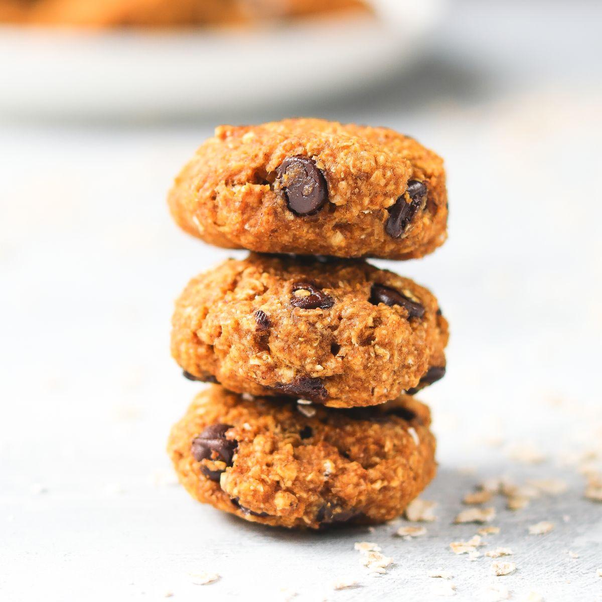 protein pumpkin cookies