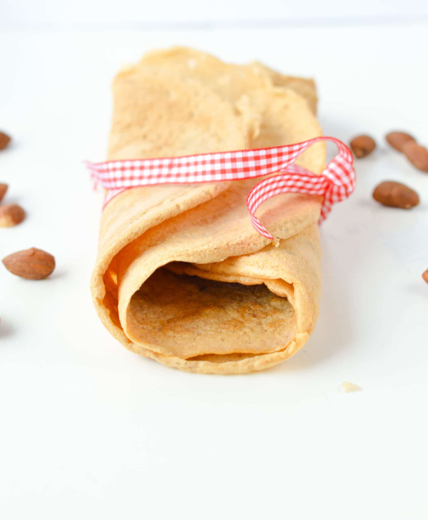 Almond Flour Crepes