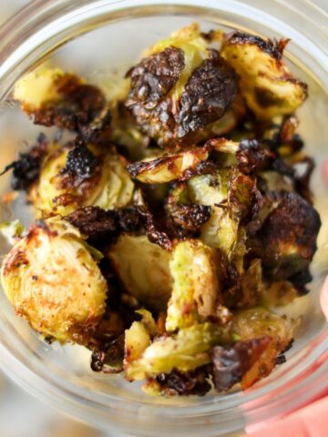 brussels sprout chips recipe