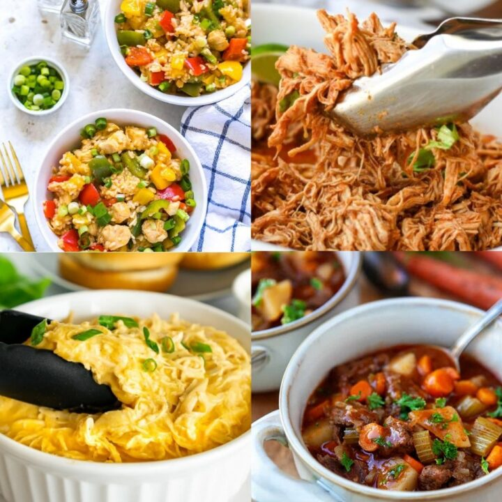 instant pot meal ideas