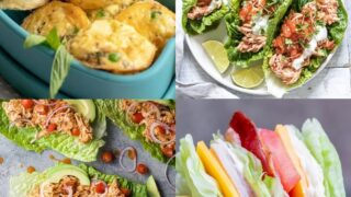 high protein low carb lunches