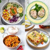 high protein meal ideas