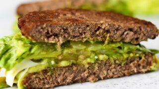 low carb breakfast sandwich