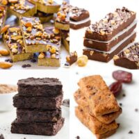 high protein bar recipes