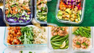 low calorie meal prep ideas