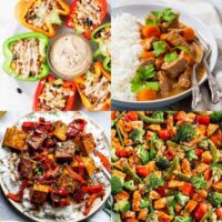low calorie high protein meals