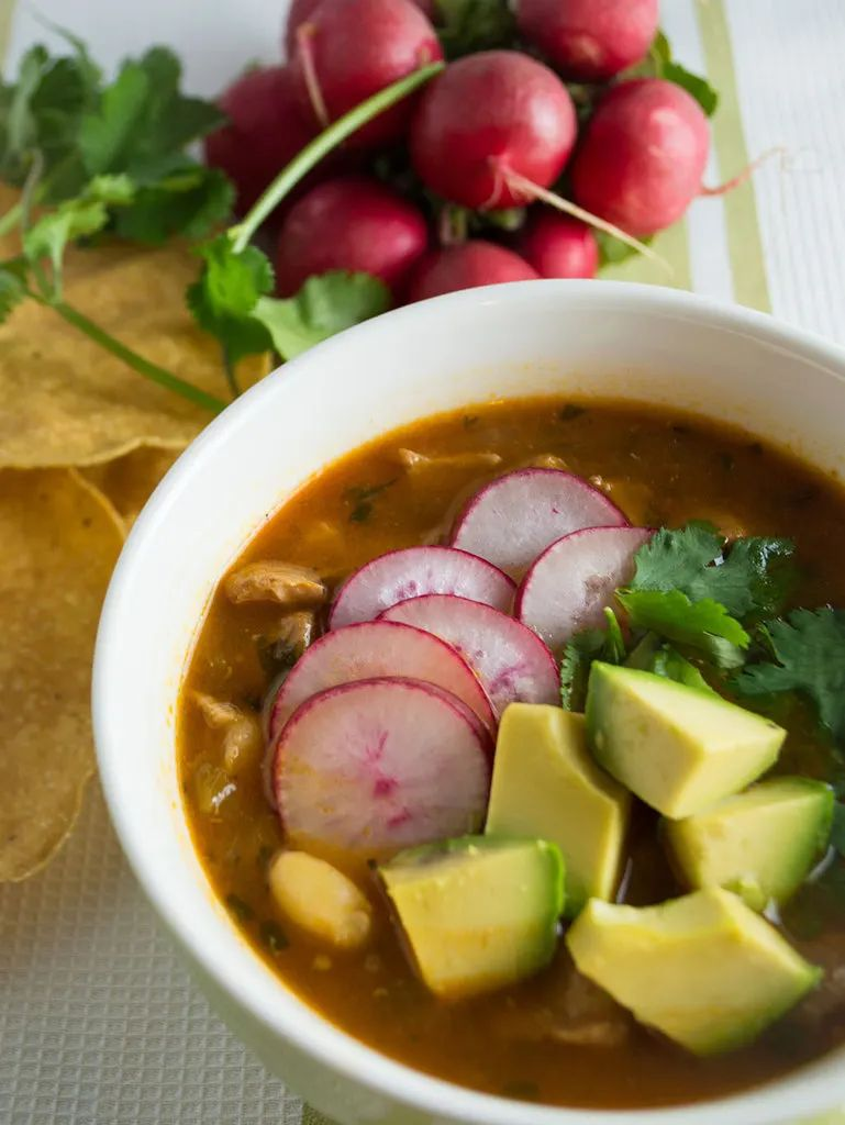 Instant Pot Red Posole
