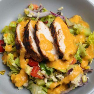 chipotle chicken salad recipe