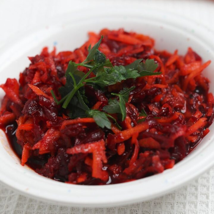 carrot and beet salad